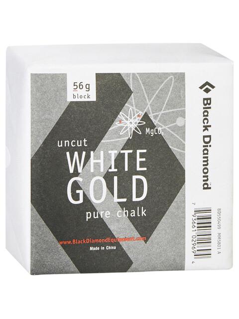 Black Diamond White Gold Pure - Bloc magnésie 56 g